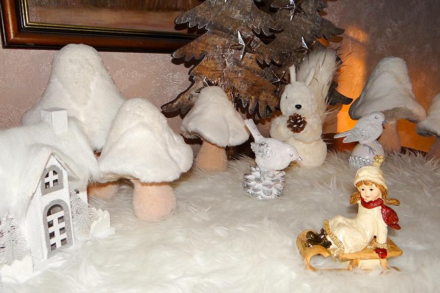 Gîte - Le Champ de Père - Ambiance de Noël